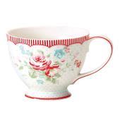 Teacup Abelone white