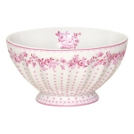 French bowl audrey raspberry XL