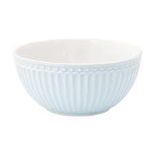 cereal bowl alice pale blue