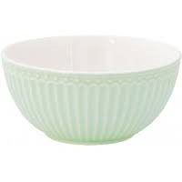 cereal bowlalice pale green