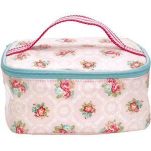 cooler lunch bag smilla pale pink