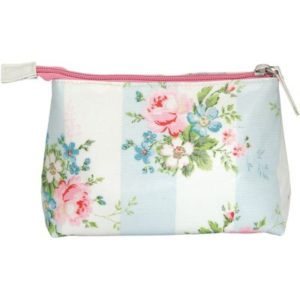 cosmetic bag marie pale blue