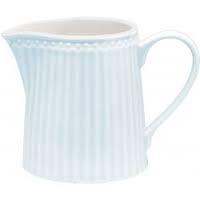 creamer alice pale blue