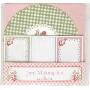 jam making kit abelone white