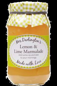 lime marmelade