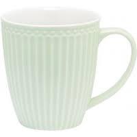mug alice pale green