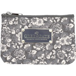 nylon purse luise warm grey