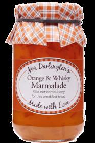 orange whisky marmelade