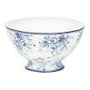 soup bowl sadie blue