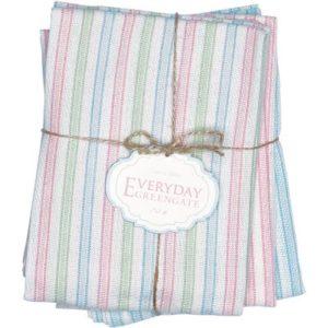 tea towel alice pastelmix