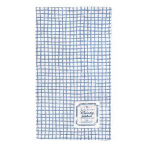 tea towel frederikke indigo