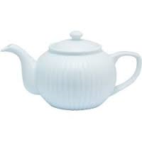 teapot alice pale blue