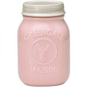 Jar maison Pale Pink19 cm