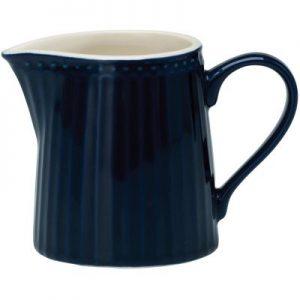 creamer alice dark blue