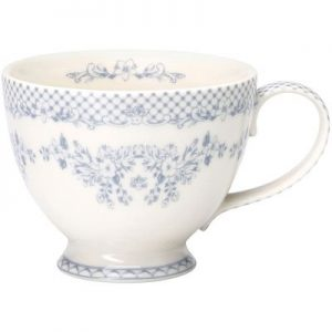 tea cup stephanie dusty blue