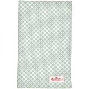 tea towel jill mint