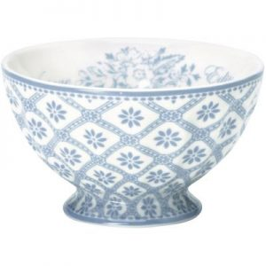 french bowl MEDIUM bianca dusty blue