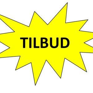 TILBUD, PÅSKEÆG MM.